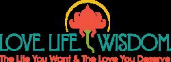love life wisdom logo mobile